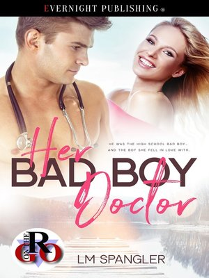 cover image of Her Bad Boy Doctor