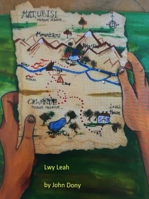 cover image of Lwy Leah