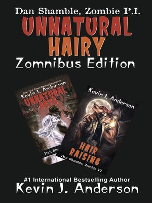 cover image of Unnatural Hairy Zomnibus Edition