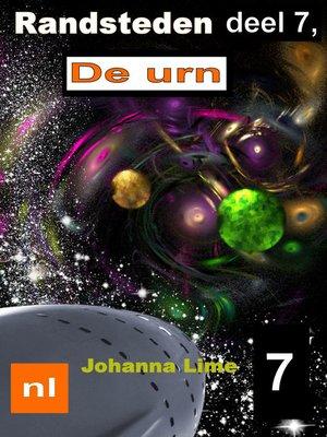 cover image of Randsteden deel 7, De urn