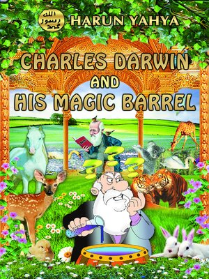 cover image of Charles Darwin and His Magic Barrel