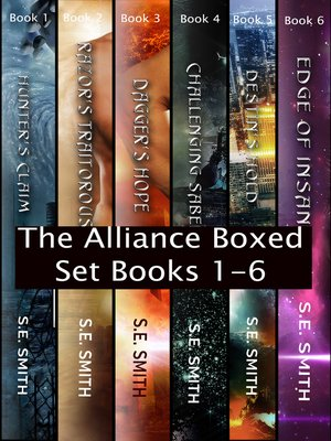 cover image of The Alliance Boxed Set Books 1-6