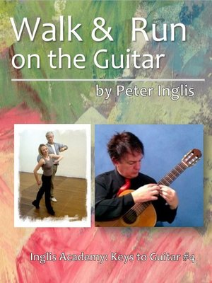 cover image of Walk & Run on the Guitar