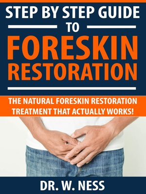 cover image of Step by Step Guide to Foreskin Restoration