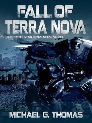 cover image of Fall of Terra Nova (Star Crusades Uprising, Book 5)