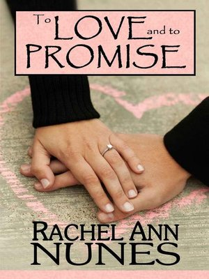 cover image of To Love and to Promise