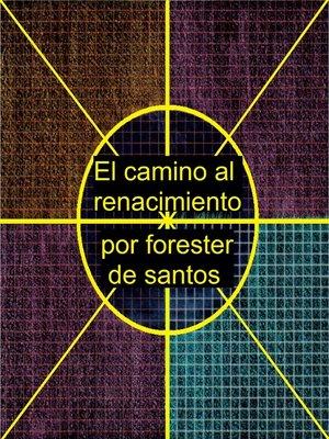 cover image of El camino al renacimiento