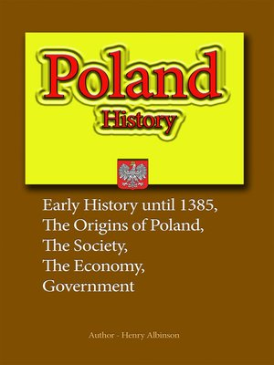 cover image of Poland History