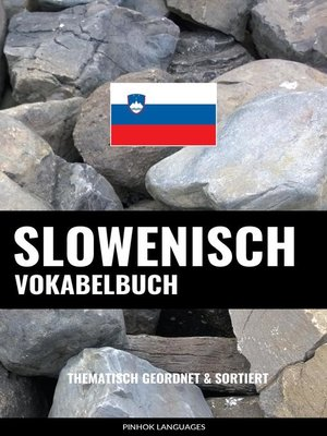 cover image of Slowenisch Vokabelbuch
