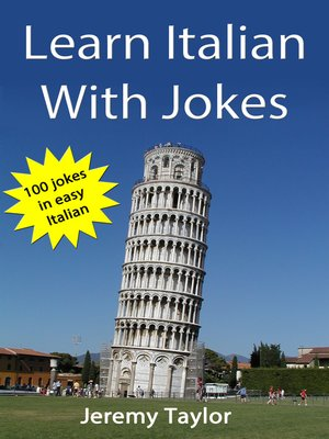 cover image of Learn Italian With Jokes