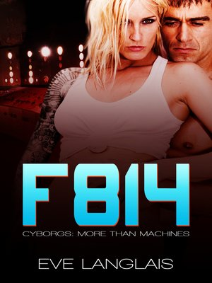 cover image of F814 (Cyborgs