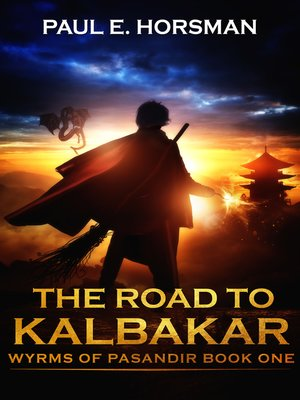 cover image of The Road to Kalbakar