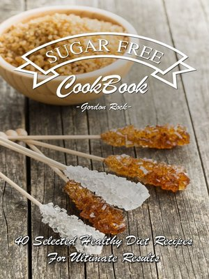 cover image of Sugar Free Cookbook