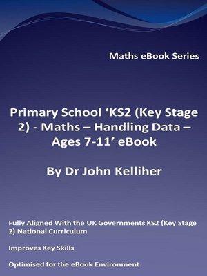 cover image of Primary School 'KS2 (Key Stage 2)--Maths – Handling Data--Ages 7-11' eBook