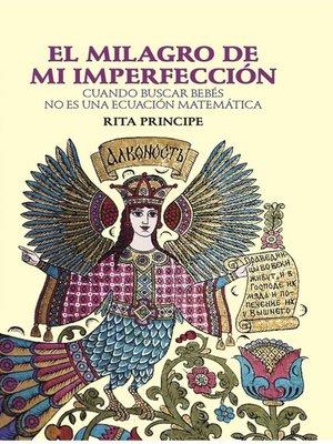 cover image of El Milagro de mi Imperfección