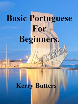 cover image of Basic Portuguese For Beginners.