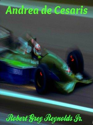 cover image of Andrea de Cesaris