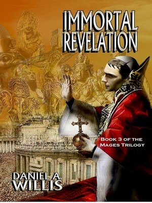 cover image of Immortal Revelation