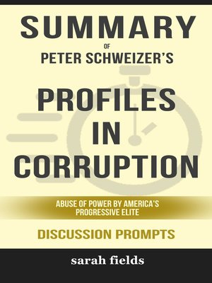 cover image of Summary of Profiles in Corruption