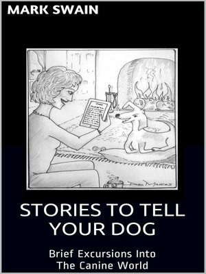 cover image of Stories to Tell Your Dog