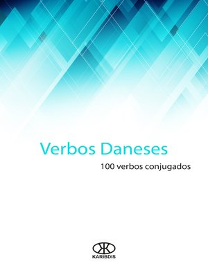 cover image of Verbos daneses (100 verbos conjugados)
