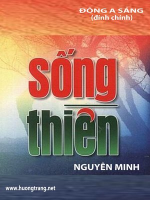 cover image of Sống Thiền.