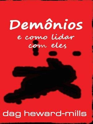 cover image of Demônios e como lidar com eles