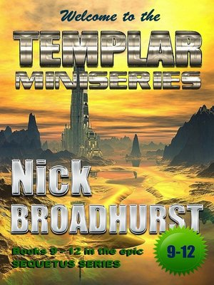 cover image of The Templar Miniseries