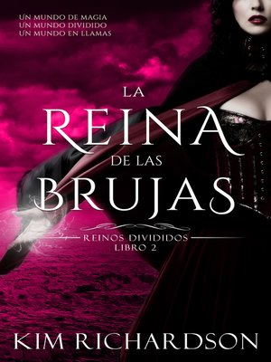 cover image of La Reina de las Brujas