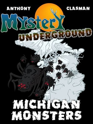 cover image of Mystery Underground