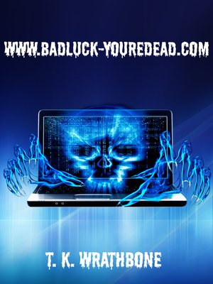 cover image of www.badluck-youredead.com