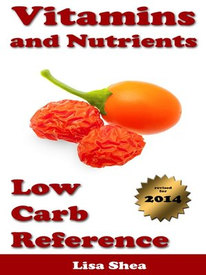cover image of Vitamins and Nutrients