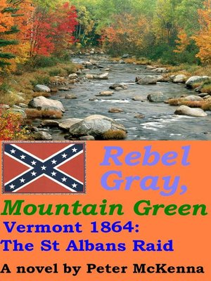 cover image of Rebel Gray, Mountain Green