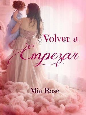 cover image of Volver a empezar