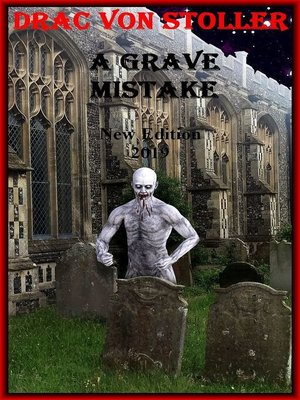 cover image of A Grave Mistake