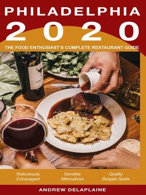 cover image of 2020 Philadelphia Restaurants