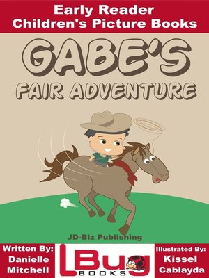 cover image of Gabe's Fair Adventure
