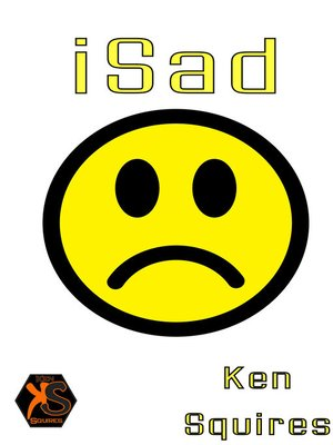 cover image of iSad