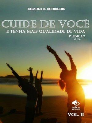 cover image of Cuide de você e tenha mais qualidade de vida VolumeII