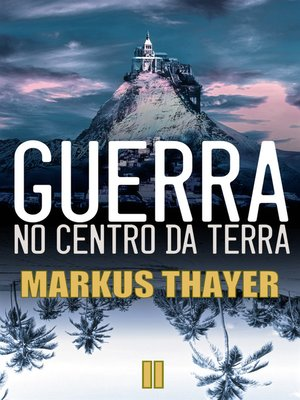 cover image of Guerra no Centro da Terra