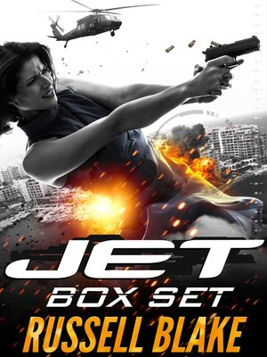cover image of Jet 4 Novel Bundle