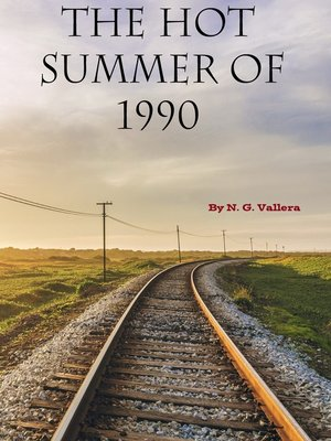 cover image of The Hot Summer of 1990