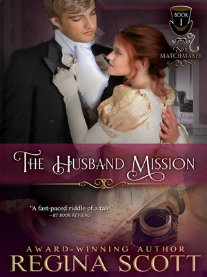cover image of The Husband Mission
