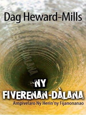 cover image of Ny Fiverenan-dàlana