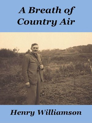 A Breath of Country Air