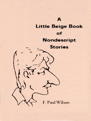 cover image of A Little Beige Book of Nondescript Stories