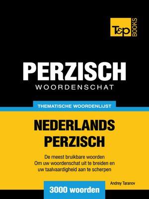 cover image of Thematische woordenschat Nederlands-Perzisch
