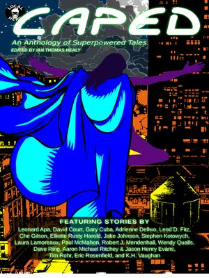 cover image of Caped