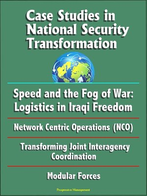 cover image of Case Studies in National Security Transformation