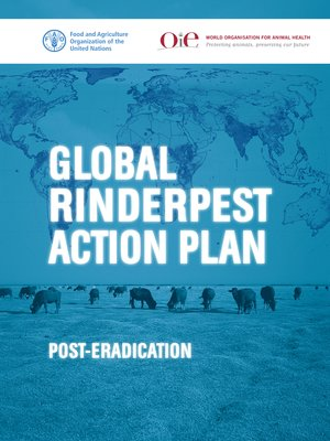 cover image of Global Rinderpest Action Plan